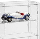 Modelauto 1:18 transparant
