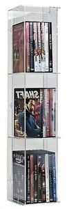 DVD-Vitrine - Tower voor 27 stuks